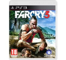 Far Cry 3 - PS3 - USP30131
