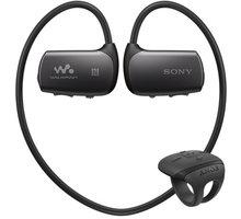 Sony NWZ-WS613, 4GB, černá - NWZWS613B.CEW