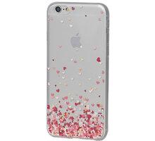 EPICO pružný plastový kryt pro iPhone 6/6S FLYING HEART - 4410102500313 + EPICO Nabíjecí/Datový Micro USB kabel EPICO SENSE CABLE