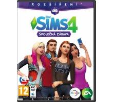 The Sims 4: Společná zábava - PC - PC - 5035228112759