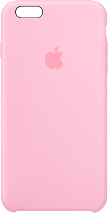 Apple iPhone 6s Plus Silicone Case - Light Pink