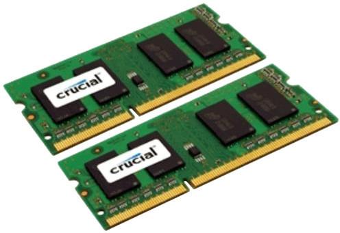 Crucial 8GB (2x4GB) DDR3L 1600 SO-DIMM