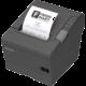 Epson TM-T88V, pokladní tiskárna, USB + WiFi, zdroj, kabel, tmavá