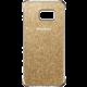 Samsung zadní kryt Glitter pro Samsung Galaxy S6 Edge+, zlatá