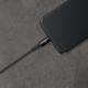 Belkin Prémiový Kevlar kabel, 2.4A, černý
