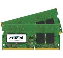 Crucial 2x8GB DDR4 2400 CL 17 - CT2K8G4SFS824A