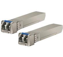 Ubiquiti Single-Mode optický modul SFP+, 10Gbit - sada 2 kusů - UF-SM-10G