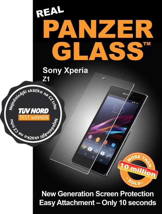 PanzerGlass ochranné sklo na displej pro Sony Xperia Z1