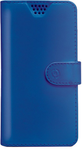 "CELLY Wally Unica pouzdro, velikost XL 4,5"" - 5"", modrá"