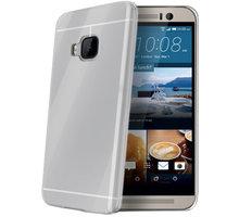 CELLY Gelskin pouzdro pro HTC One M9, bezbarvé - GELSKIN479