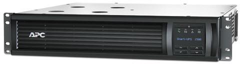 APC Smart-UPS 1500VA, LCD, 2U, 230V