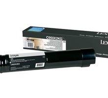 Lexmark C950X2KG, černá