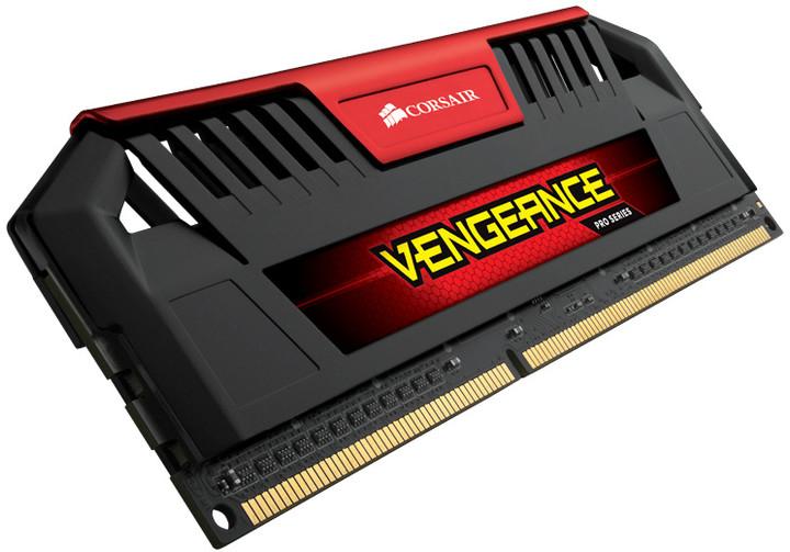 Corsair Vengeance Pro Red 8GB (2x4GB) DDR3 2400