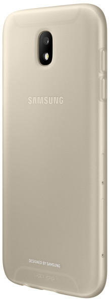 Samsung Dual Layer Cover J3 2017, gold