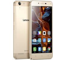 Lenovo K5 Plus - 16GB, LTE, Dual SIM, zlatá - PA2R0036CZ