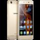 Lenovo K5 Plus - 16GB, LTE, zlatá  + Zdarma SIM karta Relax Mobil s kreditem 250 Kč
