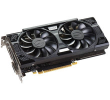 EVGA GeForce GTX 1050 Ti SSC GAMING, 4GB GDDR5 - 04G-P4-6255-KR