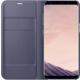 Samsung S8 Flipové pouzdro LED View, violet