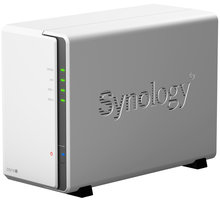 Synology DS216j DiskStation (2x 4TB) - DS216j 8T