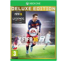 FIFA 16 - Deluxe Edition - XONE - 5030945121404