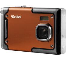 Rollei Sportsline 85, voděodolný, oranžová - 10061