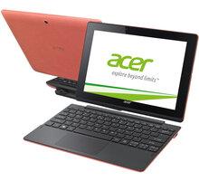 Acer Aspire Switch 10E (SW3-016-192K), červeno/černá - NT.G93EC.001