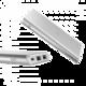 ROMOSS GT 10 powerbank 10000mAh, stříbrná/aluminium