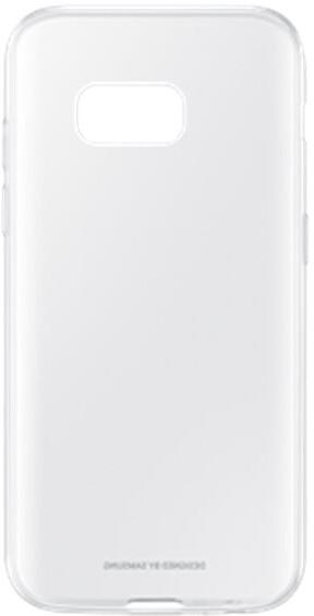 Samsung Galaxy A3 2017 (SM-A320P), ochranný kryt, transparentní