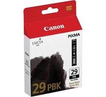 Canon PGI-29 PBK, foto černá - 4869B001