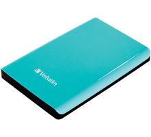 Verbatim Store'n'Go, USB 3.0 - 1TB, zelená - 53174
