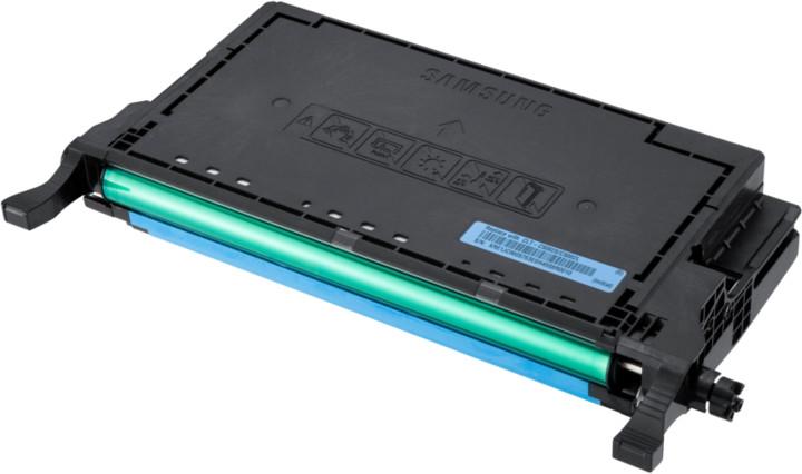 Samsung CLT-C5082L/ELS, azurový