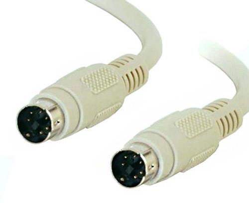 PS2 kabel propojovací 1.8m