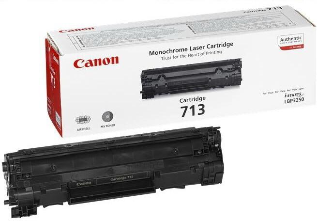 Canon CRG-732 Y, žlutá