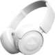JBL T450BT, bílá