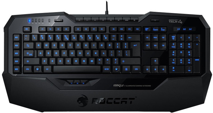 ROCCAT Isku Illuminated, US
