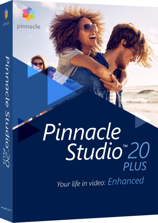 Corel Pinnacle Studio 20 Plus Corp License (5-10) ML