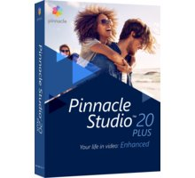 Corel Pinnacle Studio 20 Plus ML EU - PNST20PLMLEU
