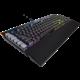 CORSAIR Gaming K95 PLATINUM, Cherry MX Brown, RGB LED, černá, NA
