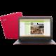Lenovo IdeaPad 100S-14IBR, červená