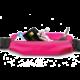 """CELLY RunBelt View, pouzdro pro telefony do 5.5"""", růžové"""