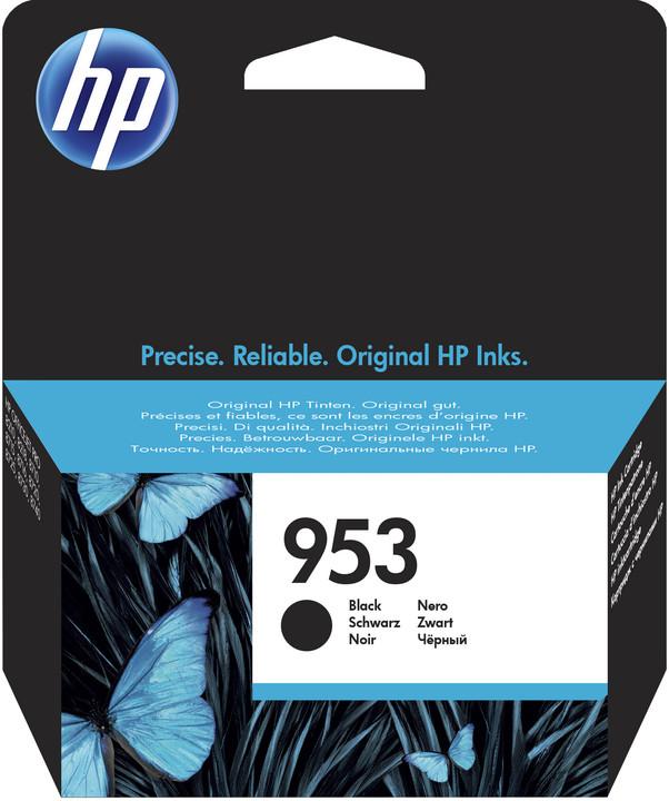 HP L0S58AE, náplň č.953, černá