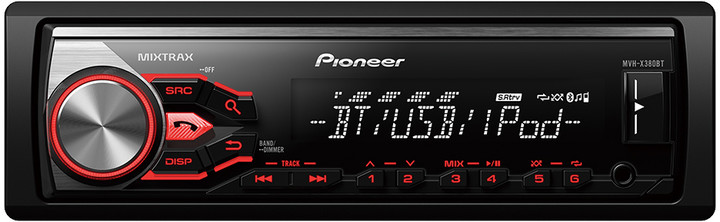 Pioneer MVH-X380BT