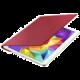 "Samsung Simple EF-DT800B pro Galaxy Tab S 10,5"", červená"
