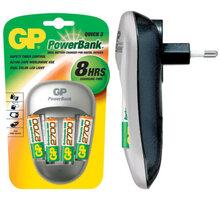 GP Power Quick 3 + 4x AA 2700 mAh - 1604127320