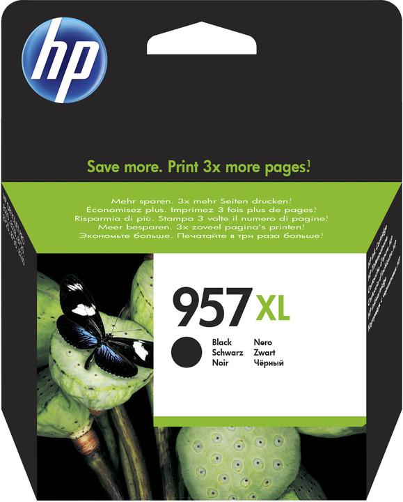 HP L0R40AE, náplň č.957 XL, černá
