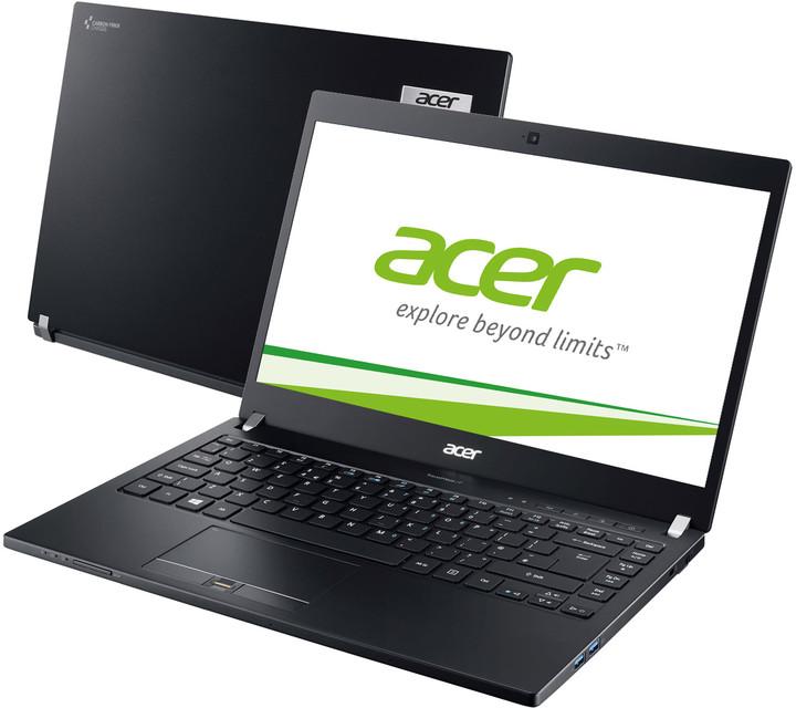 Acer TravelMate P6 (TMP658-M-73FG), černá