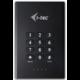i-tec MySafe USB 3.0 Secret, černá