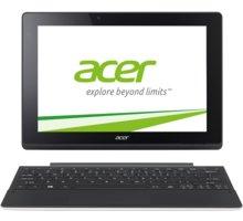Acer Aspire Switch 10E (SW3-016-14W5), bílá/černá - NT.G8QEC.001
