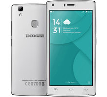 DOOGEE X5 Max Pro - 16GB, bílá