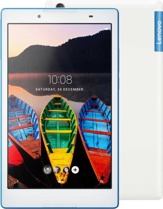 Lenovo TAB4 8 - 16GB, LTE, bílá